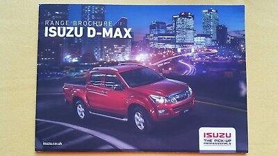Catalogue Brochure ISUZU D-Max 2006 ////