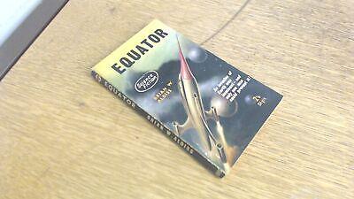 Equator, Brian W. Aldiss, Brown, Watson Ltd, 1958, - Watson Ltd Modeschmuck