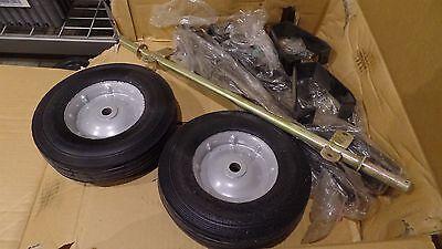 Genuine Honda Wheel Kit For Em3500 Generator 06710-zb4-800 06710zb4800 Nib N.o.s