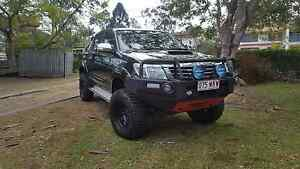 2013 hilux sr5 auto diesel dual cab 4x4 Underwood Logan Area Preview