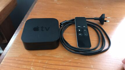 Apple TV 4th Gen (not 4K)
