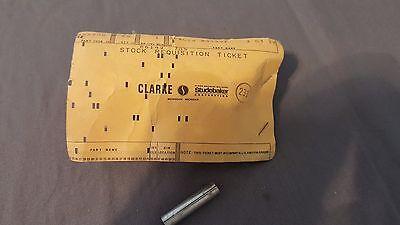 Clarke Floor Machine 668230 Spacer - Package Of 40