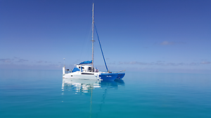 33ft Seawind Catamaran Airlie Beach Whitsundays Area Preview