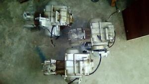 3x Dirt Bike Engine Motor
