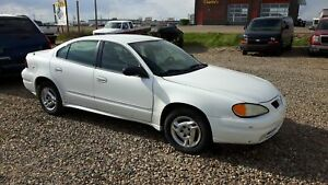 2005 Pontiac Grand AM SE Sedan