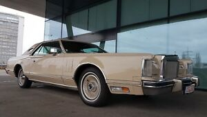 Lincoln Mark V *CONTINENTAL *CARTIER*