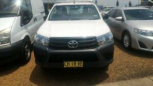 Toyota Hilux Ute 2016 RENT TO OWN FOR $249 per week Easy Approval Mount Druitt Blacktown Area Preview
