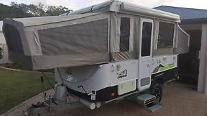 Jayco Dove OUTBACK 2013 Mudjimba Maroochydore Area Preview
