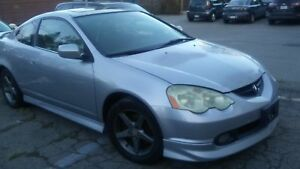 2002 Acura Rsx type s for sale (no engine)