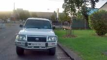 4wd 8 Land cruiser Toyota Jesmond Newcastle Area Preview