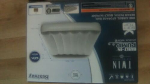 Best Way 12 inch Twin Air Mattress