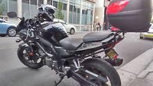 2012 SUZUKI SV650S -  Sports bike (LAMS ECU incl) (Mfg 2011) Parramatta Parramatta Area Preview