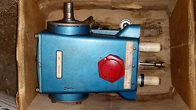 Cat Pumps Model 34 4 Gpm 1800 Psi 1725 Rpm Pressure Washer 5pfr Pump