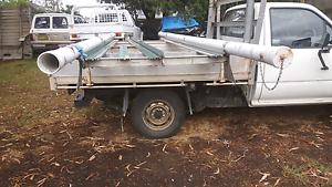 Toyota hiace roof racks Parramatta Parramatta Area Preview
