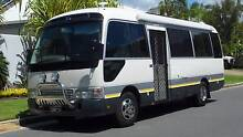 2002 Toyota Coaster Motorhome Minyama Maroochydore Area Preview