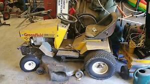 Greenfield Ride On Mower Acacia Ridge Brisbane South West Preview