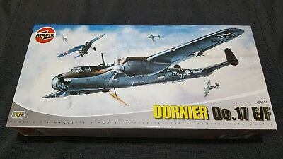 AIRFIX A04014 1/72 DORNIER DO-17E/F GERMAN WW2 BOMBER MINT COMPLETE UNBUILT KIT