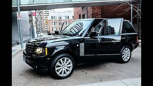 2010 Range Rover Land Rover Supercharged