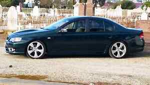 Ba Xr6 turbo Two Wells Mallala Area Preview