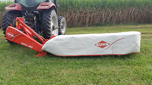 Kuhn mower /  rake / and Krone baler (tractor not included) Mareeba Tablelands Preview