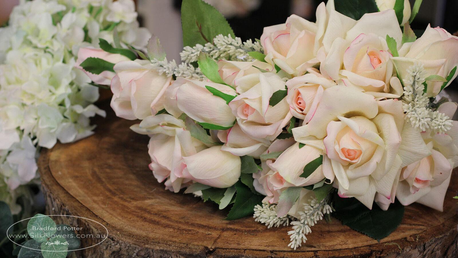Husky Silk Flowers
