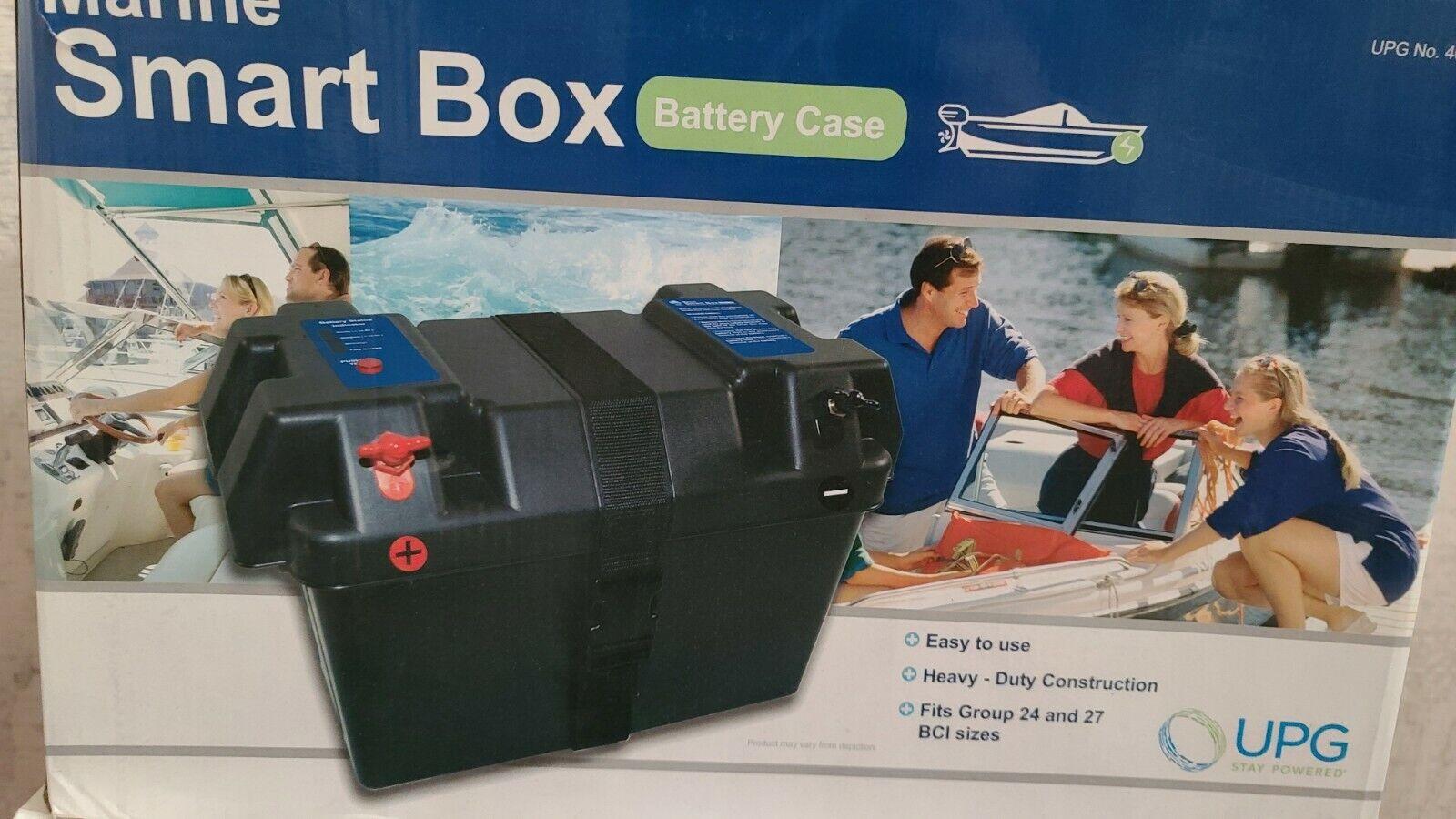 UPG Marine Smart Box Battery Case