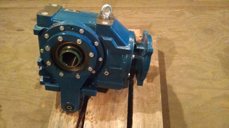 David Brown Cone Drive Gear Box Reducer 63:1 213 TC Frame