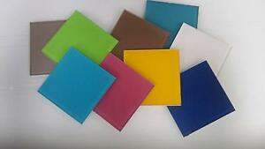 Glass Tiles 14cm2 Various Colours -  Great for Mosaic Hobbyists North Plympton West Torrens Area Preview