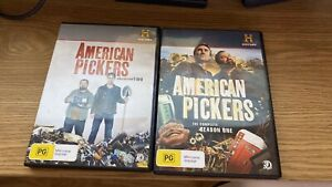 American pickers season one and two