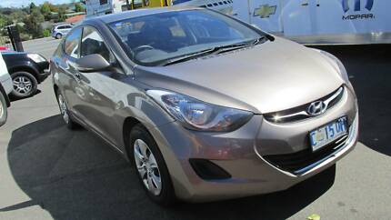 2012 Hyundai Elantra Active Sedan Kings Meadows Launceston Area Preview