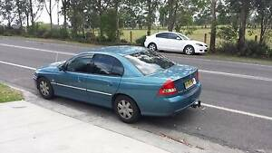 2004 Holden Commodore Sedan Clarence Town Dungog Area Preview