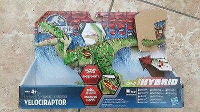 Jurassic park      World Velociraptor Mint Condition