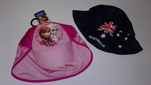 Disney Frozen Princess Hat Size 4-6 includes Australia Day Bucket Kelso Townsville Surrounds Preview