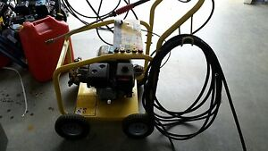 6.5 horsepower Stanley pressure washer Torquay Surf Coast Preview