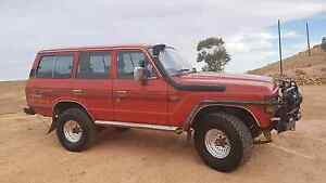 1985 Toyota Landcruiser HJ60 2h Turbo Coober Pedy Far North Preview