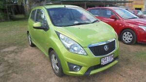 Great little Hatch -  2011 Holden Barina CDX - see photos / description Kensington Bundaberg Surrounds Preview