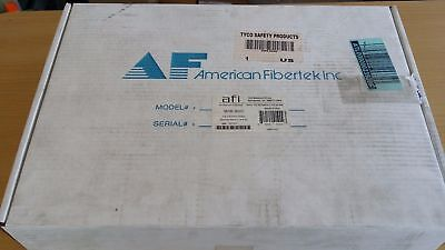 American Fibertek AFI MRR-860C Six Channel Video Module / Rack Card Rx