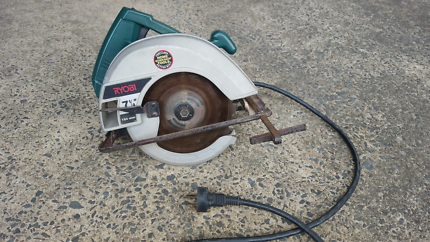 Circular saw blade power tools gumtree australia free local ryobi circular saw 1500w greentooth Image collections