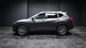 2015 Nissan Rogue SL LEATHER | MOON ROOF | PUSH TO START | DU...