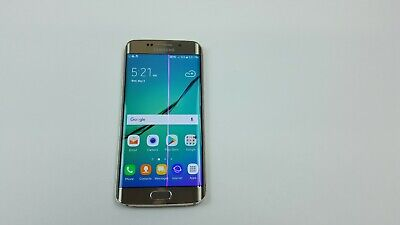 Samsung Galaxy S6 Edge SM-G925A - 32GB - Gold (AT&T) Small Imperfection 31851