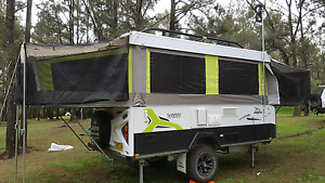 14' Jayco swan outback 2015 Tuncurry Great Lakes Area Preview