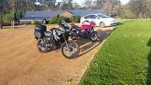 2010 KLR 650 - Very Low Ks 1700ks Mount Barker Plantagenet Area Preview