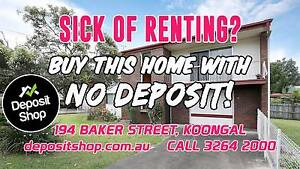 SICK OF RENTING? ... BUY THIS HOME WITH NO DEPOSIT! Everton Park Brisbane North West Preview