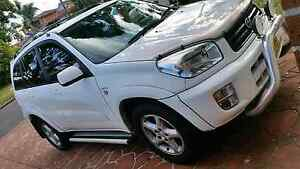 Toyota rav4 great little family car Penrith Penrith Area Preview
