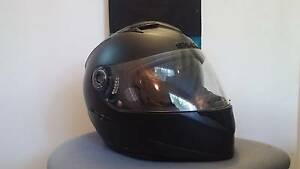 SHARK S900 HELMET MATTE BLACK GREAT CONDITION Mona Vale Pittwater Area Preview