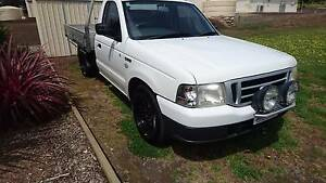 2006 Ford Courier Ute Mount Gambier Grant Area Preview