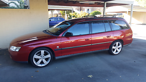 2004 Holden VY Commodore Wagon Narrabundah South Canberra Preview