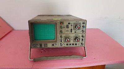 Hameg Dual Trace Oscilloscope Hm 203