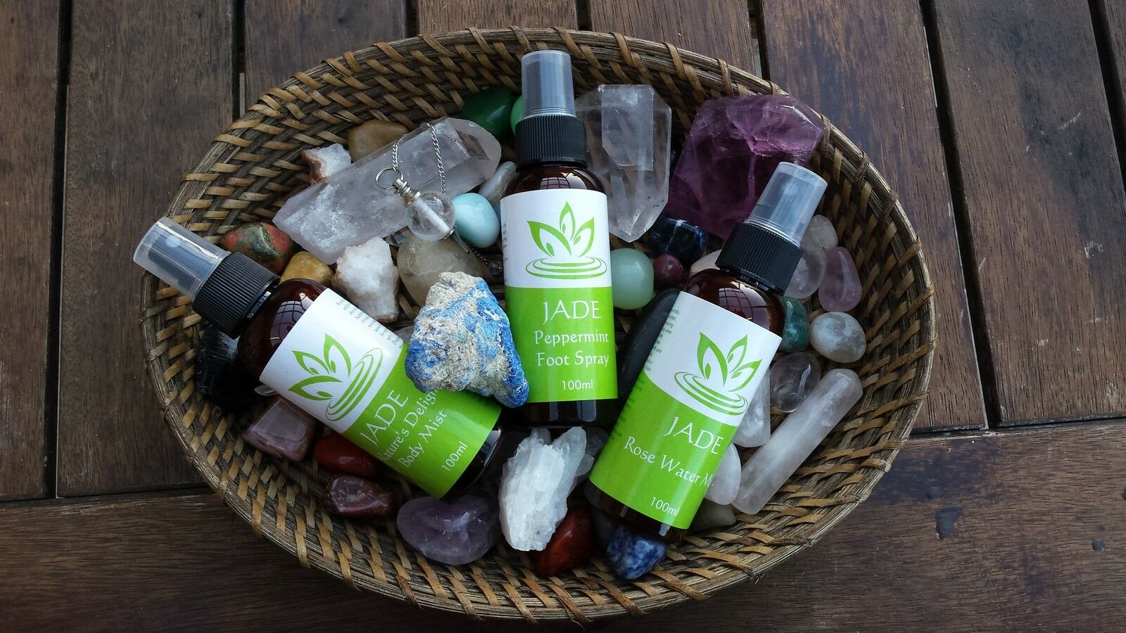 JADE Essential Soul Therapies