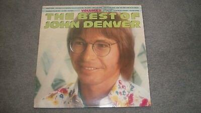 The Best Of John Denver Volume 2  Vinyl Printed In England